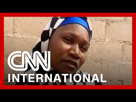 Gunmen abduct over 300 schoolgirls in Nigeria. Hear this mother's reaction