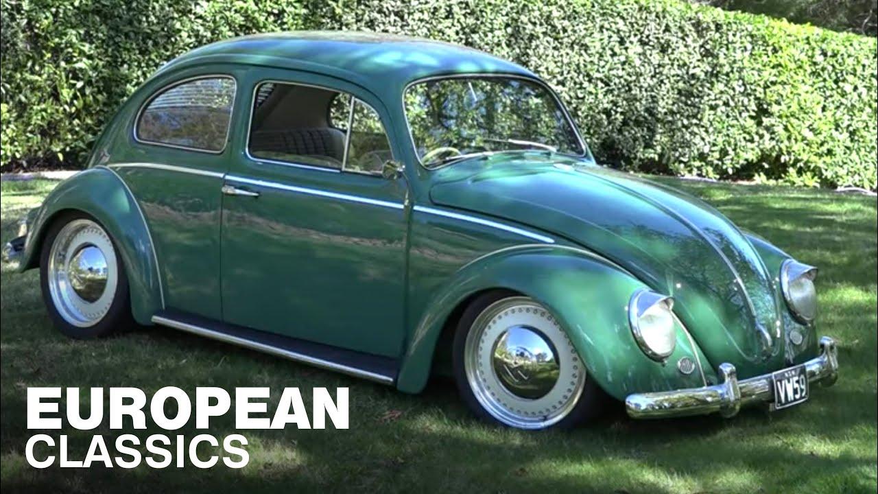Trio of European Classic Cars: Classic Restos - Series 48