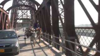 Sukkur Bridge or Lansdowne Bridge