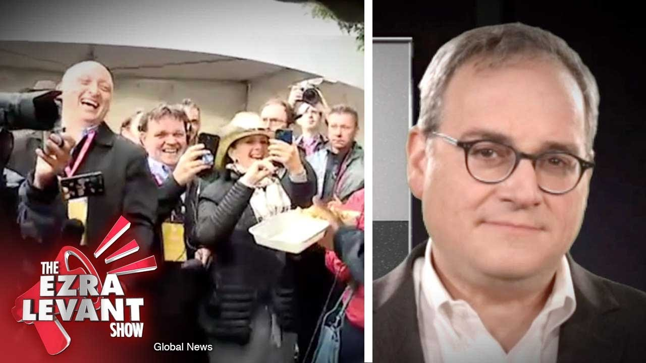 Trudeau's free poutine treat for CBC's David Cochrane part of history of manipulation | Ez