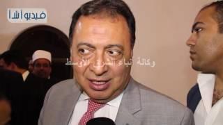 بالفيديو : أحمد عماد الدين : رأيت فى سانت كاترين تجمع المصريين وتقارب الأديان
