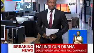 Aisha Jumwa's aid shoots a man to death