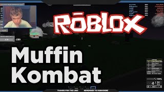 ROBLOX - Muffin Kombat: War Without End