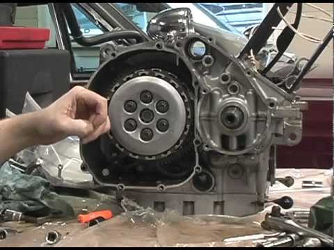 13 Clutch Removal Yzf600 1996 Youtube