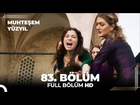 Muhteşem Yüzyıl 83.Bölüm  (HD)