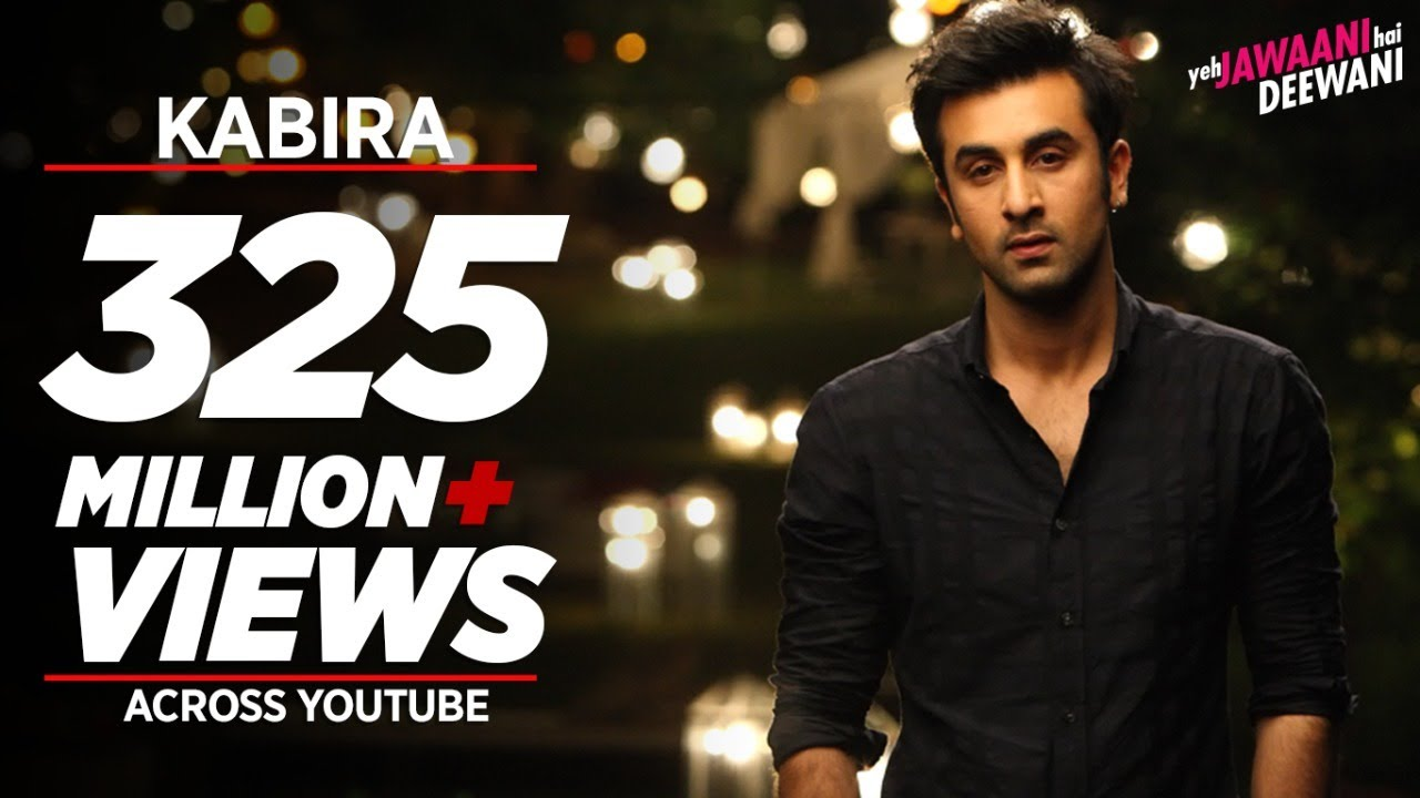 """Kabira Full Song"" Yeh Jawaani Hai Deewani 