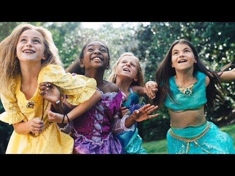 Dream Big, Princess Photography Campaign   Disney