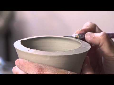 Pottery Video: Making Interesting Mug Shapes