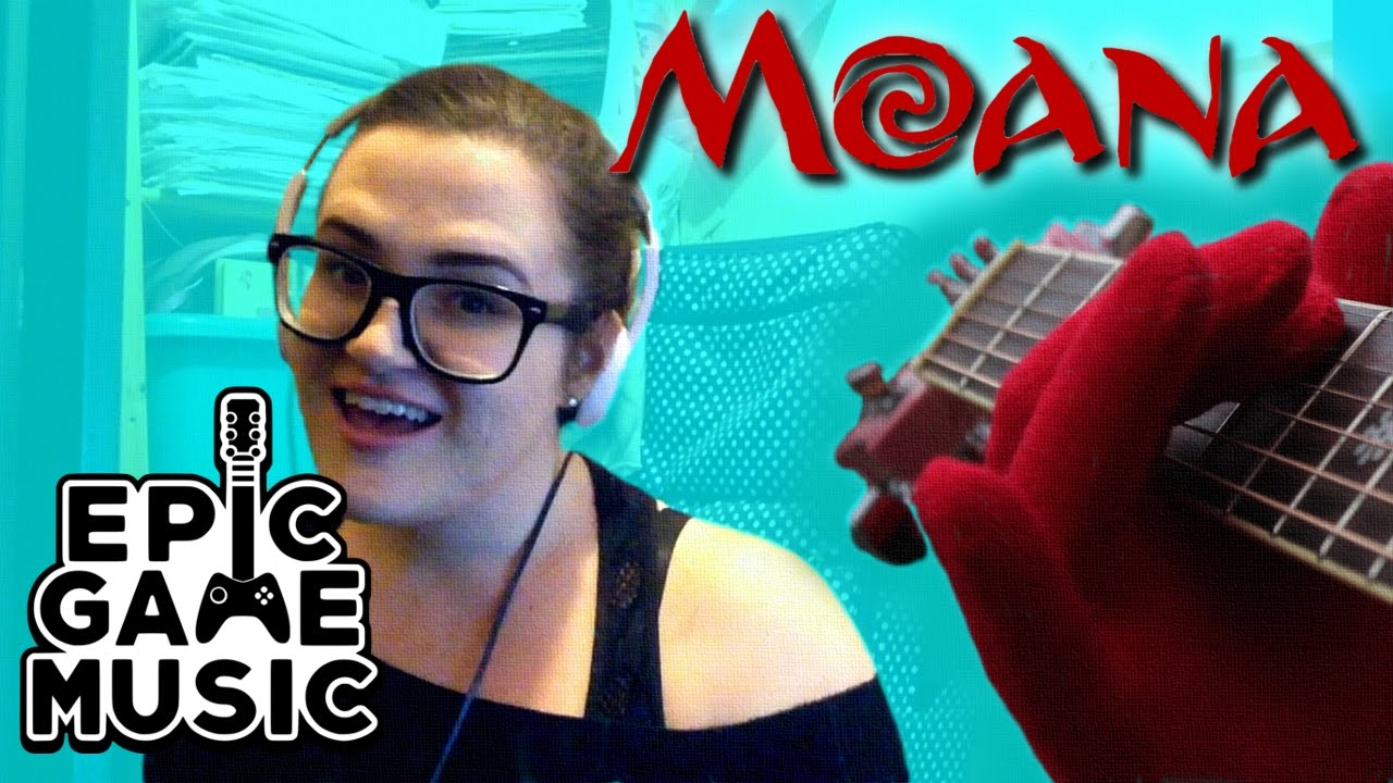 Moana how far ill go ft elsie lovelock vocal and guitar cover moana how far ill go ft elsie lovelock vocal and guitar cover epic game music youtube hexwebz Image collections