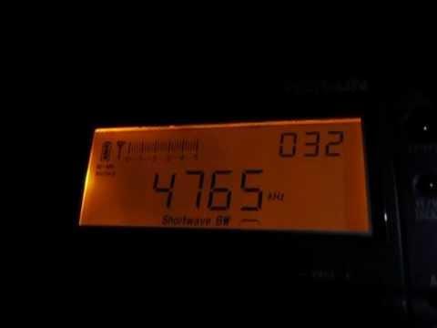 Tajik Radio 1, 4765 Khz