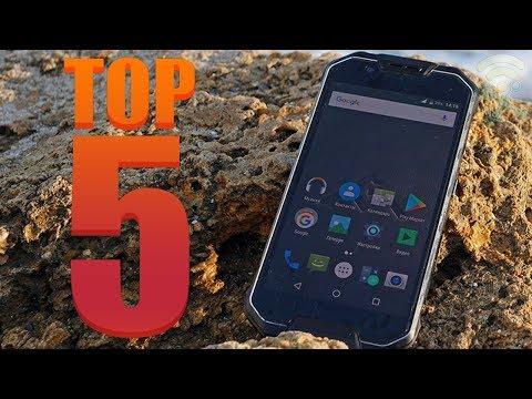 Top 5 Best Rugged Smartphones of 2018