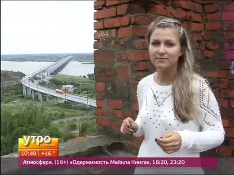 """Тайна """"башни Инфиделя"""" в Хабаровске. Утро с Губернией. GuberniaTV"""