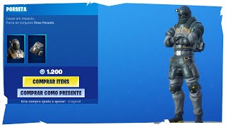 * NEW SKIN * SHOP OF ITEMS FORTNITE-SHOP TODAY 02 SEPTEMBER,2019 (PORRETA)