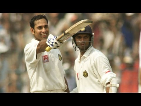 INDIA VS AUSTRALIA 2001 KOLKATA HIGHLIGHTS- INDIA'S GREATEST
