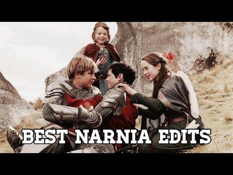 Best Narnia Edits Ever (+the Actors)