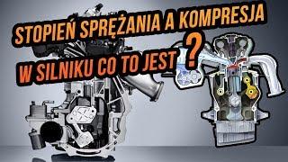 Stopień sprężania a Kompresja w silniku Co to jest ?