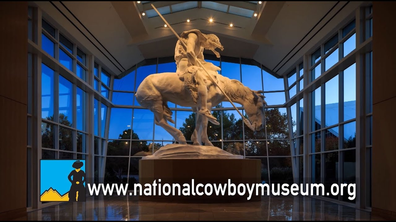 The National Cowboy and Western Heritage Museum - YouTube