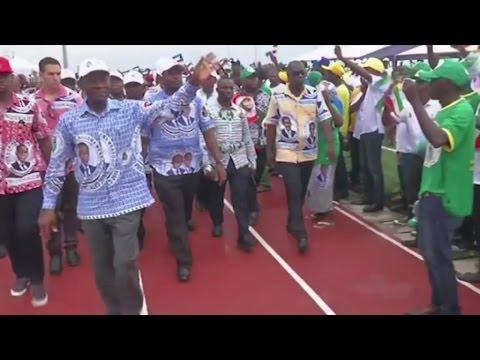 Guinée equatoriale, Teodoro Obiang Nguema Mbassogo réélu avec 93,7%