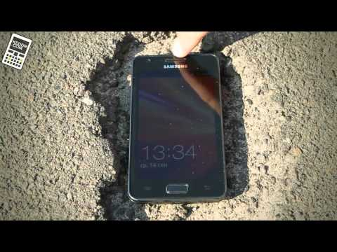 Обзор Samsung Galaxy R