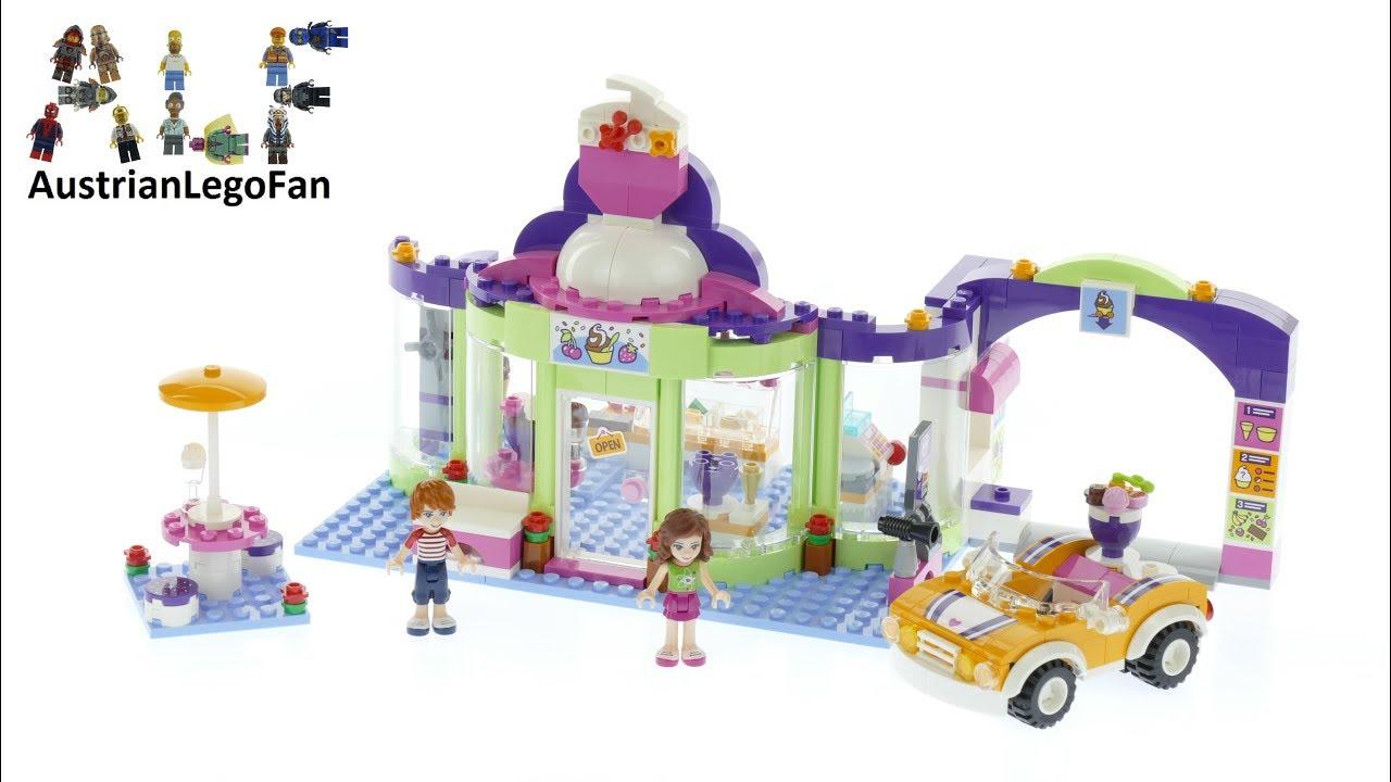 Lego Friends 41320 Heartlake Frozen Yogurt Shop - Lego ...