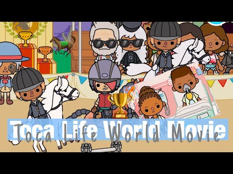 Toca life world movie | The horse accident |