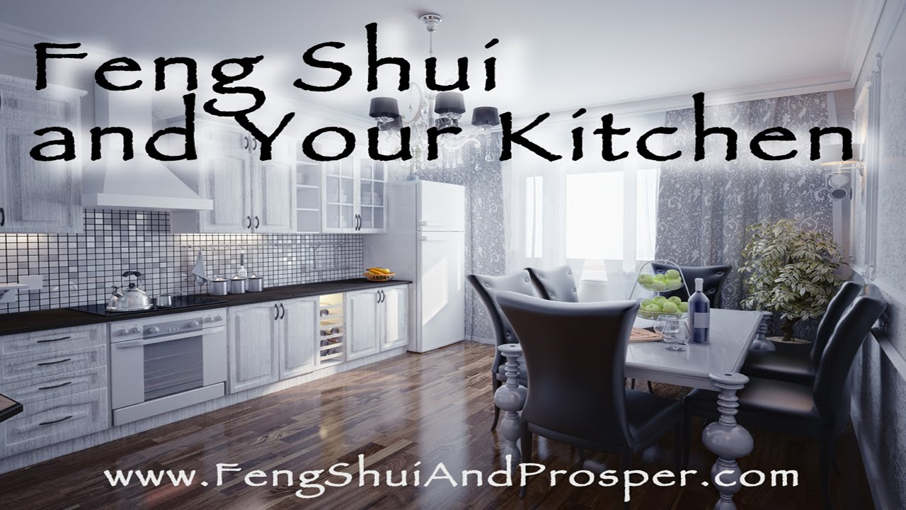 How To Feng Shui Your Kitchen   YouTube Part 30
