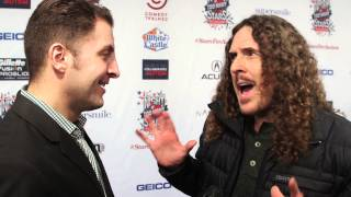 """Weird Al"" Yankovic at Comedy Central"
