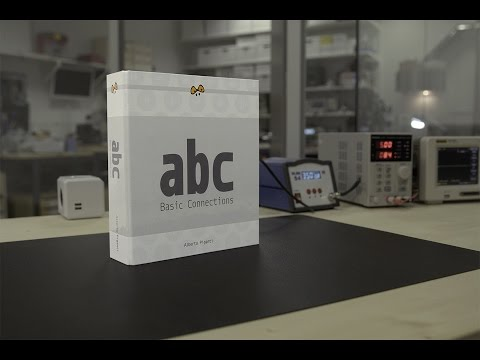 ABC: Basic Connections - The Essential Reference Book for Makers