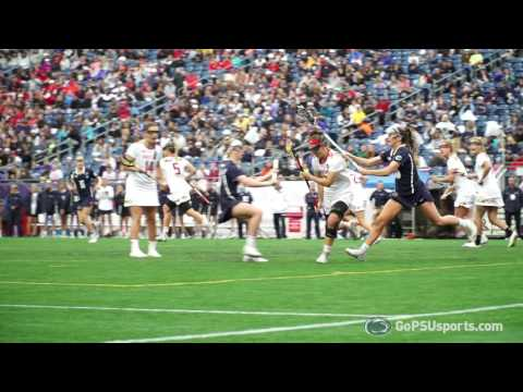 Women's Lacrosse Battles Maryland in the NCAA Semifinals