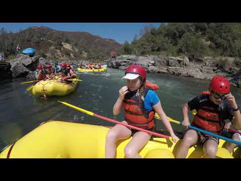Inquiry & Innovation Rafting Trip Class of 2018 Day 1