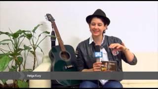 Helga Kury - goTV Interview - June 2014