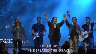 God Is Able - HiĮlsong (Live Worship by Victory Fort Music 4&8)