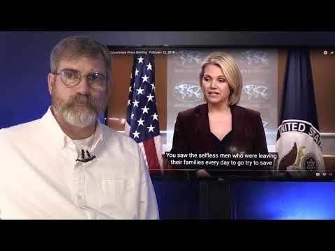 What the State Department Wants Spotlighted  in Syria