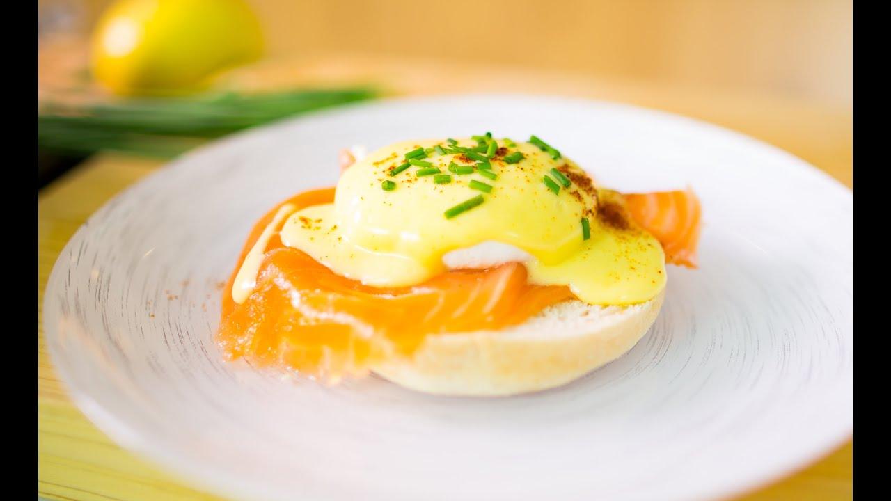 Eggs Benedict Recipe - YouTube