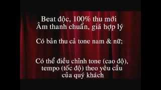 Khát vọng - Phạm Minh Tuấn - BEAT