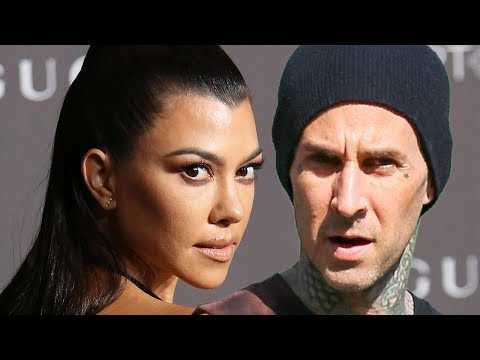 Kourtney Kardashian & Travis Barker Take Relationship To The Next Level!