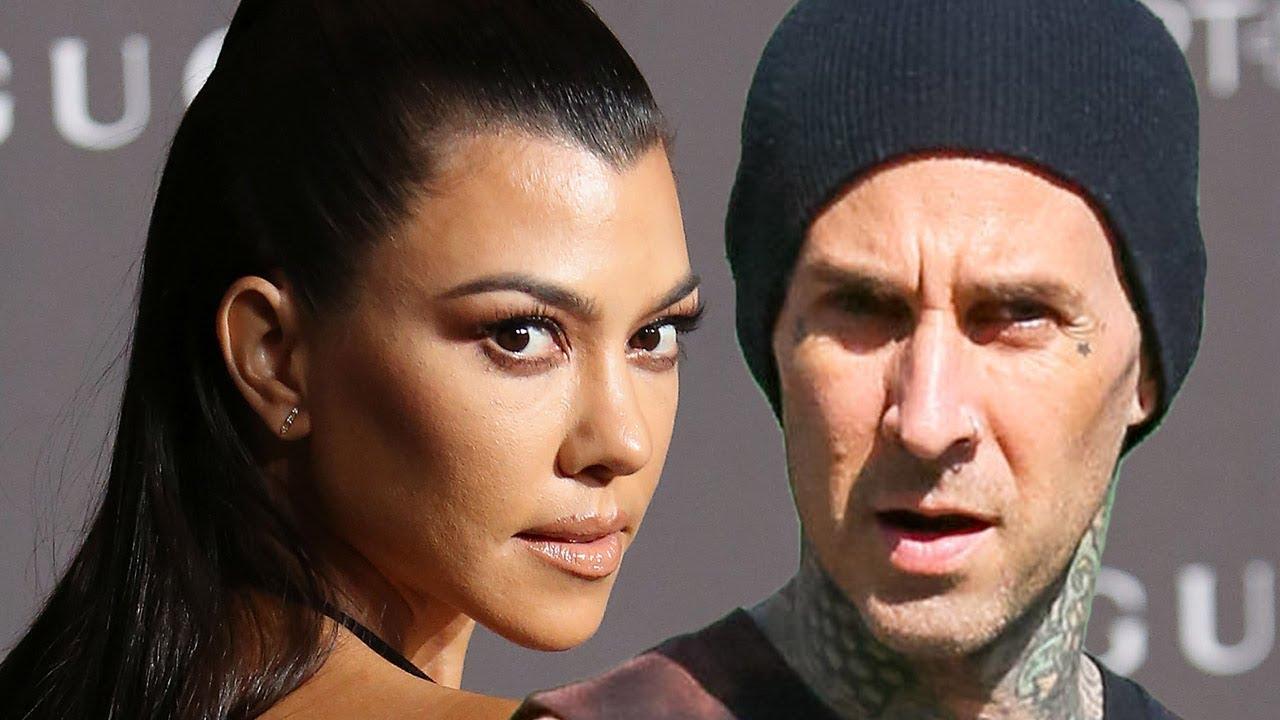 Kourtney Kardashian & Travis Barker Take Relationship To ...