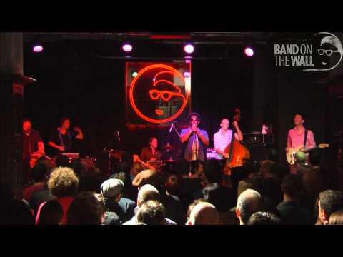 Jazzanova ft. Paul Randolph, live at Band on the Wall