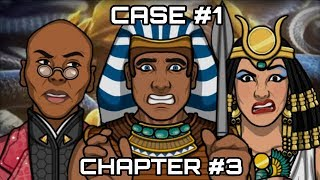 Criminal Case: Travel in Time Case #1 - Death as Old as Time Chapter 3
