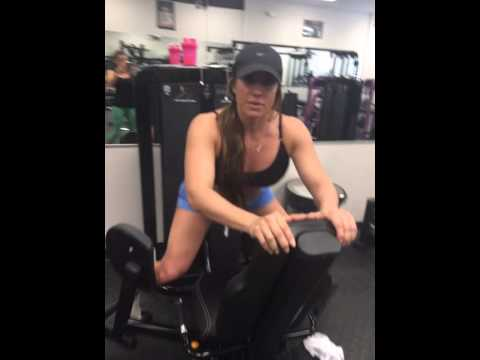 Badass Glutes with Jessica Kiernan- Broadcasts Live at http://Hangwith.me/JessicaKiernanFit