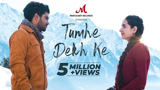 Tumhe Dekh Ke - Official Video | Salman Ali, Mateena | Salim Sulaiman | Shradha P | Merchant Records