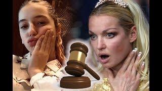 Бросить пить выиграть суд Волочкова рискует потерять дочь из за мести матери