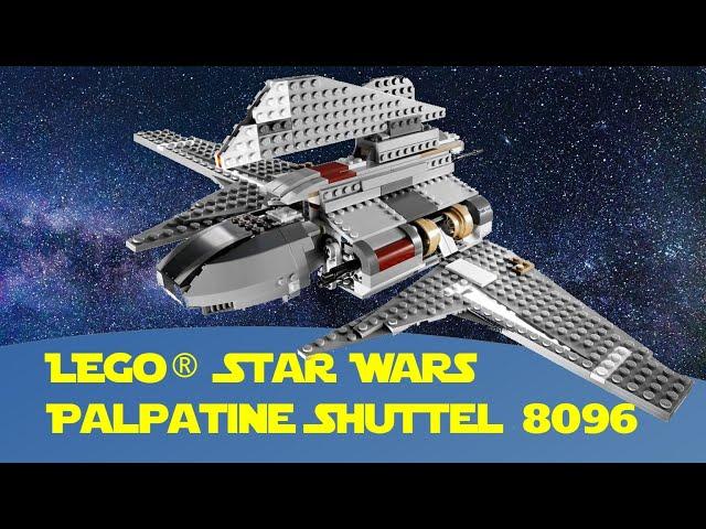 Lego Star Wars Palpatine Shuttle 8096