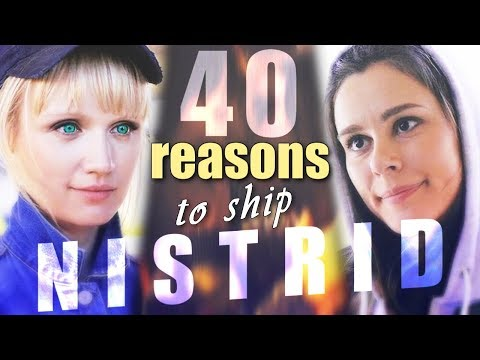 40 Reasons to ship NISTRID (Part 1)