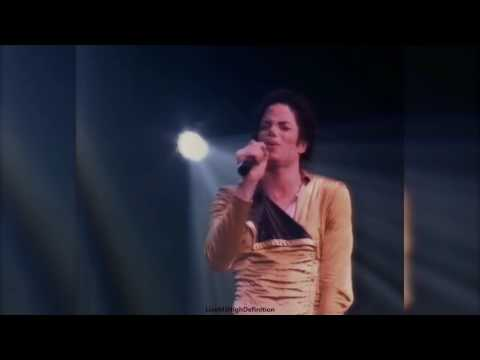 Michael Jackson - She's Out Of My Life - Live Brunei 1996 - HD