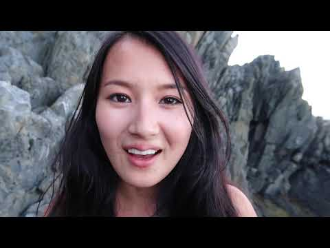 Fishing Date with Cute Japanese Girl