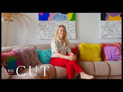 Aelfie's Eclectic Williamsburg Loft   Interior Lives   Design Hunting