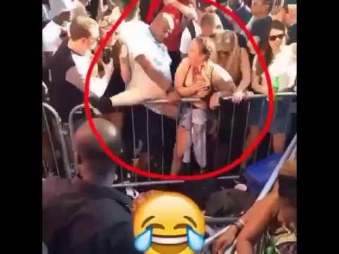 3 girls going crazy in french nightclub strip 9
