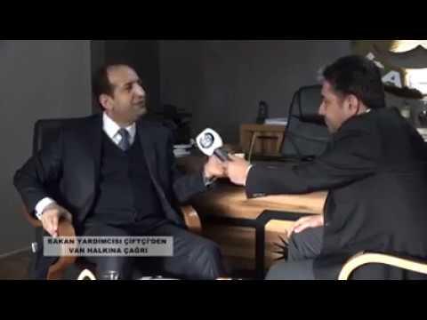 Bakan Yardımcısı Fatih Çiftci, Kanal 68'de Van Gündemini Değerlendirdi