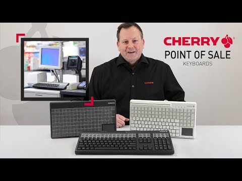 CHERRY Advanced Point of Sale Keyboards Overview